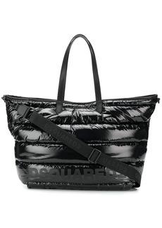 Dsquared2 padded shopper bag