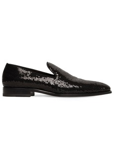 Dsquared2 Pailettes Loafers
