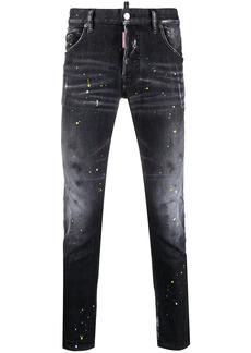 Dsquared2 x Ibrahimović Icon Skater jeans