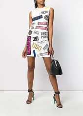 Dsquared2 patch dress