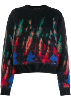 Dsquared2 patterned jumper