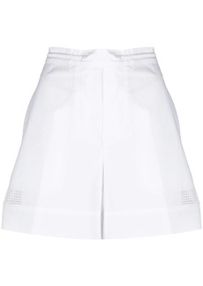 Dsquared2 perforated-detail shorts