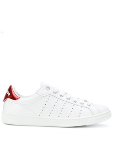 Dsquared2 perforated sneakers