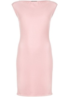 Dsquared2 plain fitted dress