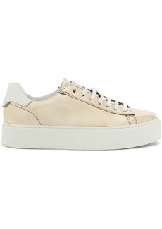Dsquared2 platform low-top sneakers