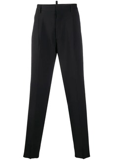 Dsquared2 pleat detailed tailored trousers