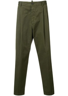 Dsquared2 pleated detail trousers