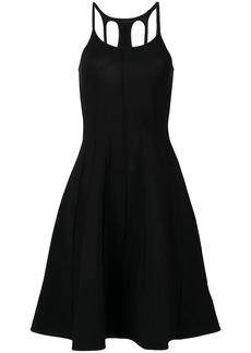 Dsquared2 pleated mini dress
