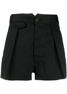 Dsquared2 pleated tailored short
