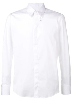 Dsquared2 pointed collar shirt