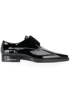 Dsquared2 pointed toe Derby shoes