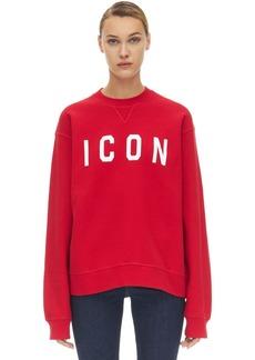 Dsquared2 Printed Icon Sweatshirt