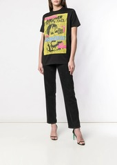 Dsquared2 punk poster T-shirt