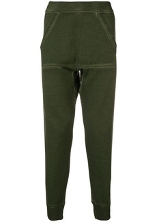 Dsquared2 rear logo track pants