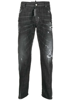 Dsquared2 regular loose fit jeans