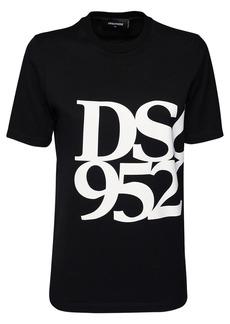Dsquared2 Renny Fit Dsq 9520 Print Jersey T-shirt