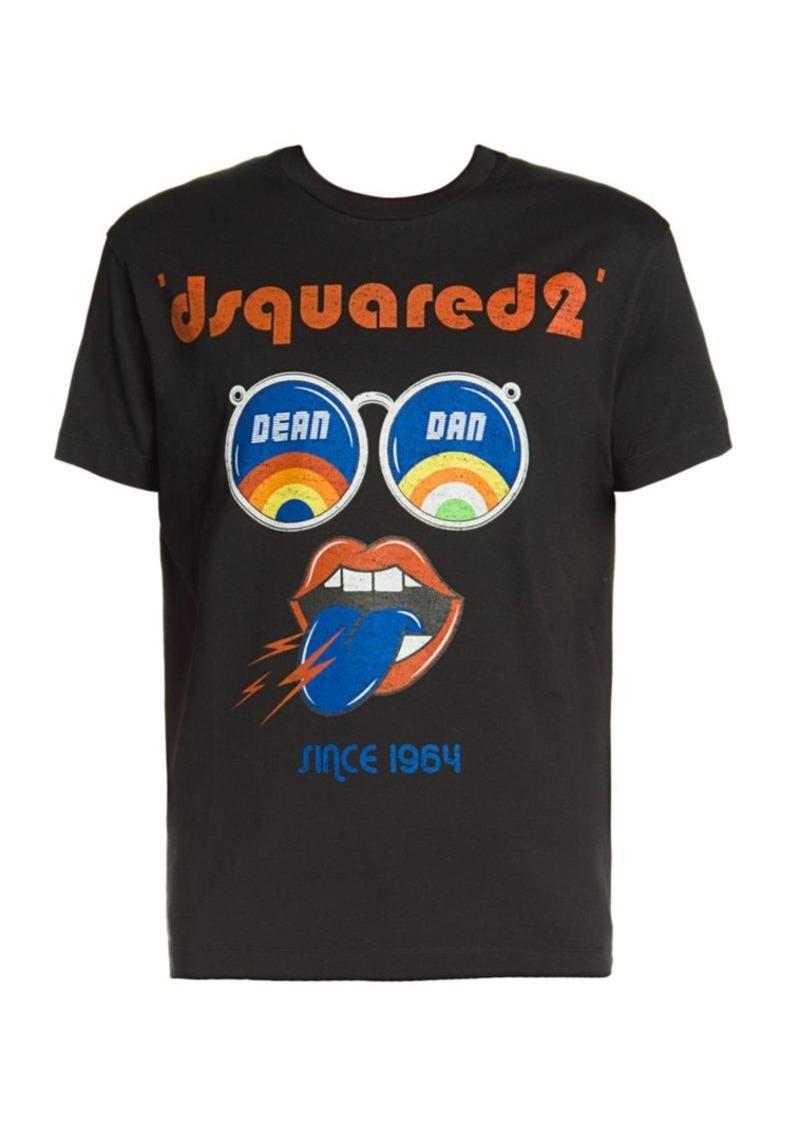 Dsquared2 Retro-Logo T-Shirt