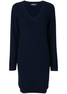 Dsquared2 ribbed knit dress