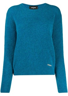Dsquared2 ribbed neck sweater