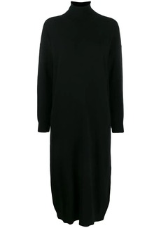 Dsquared2 roll-neck sweater dress