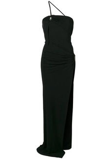 Dsquared2 ruched long dress