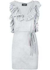Dsquared2 ruffle-trimmed dress
