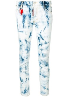 Dsquared2 Runaway cropped jeans