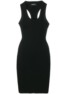 Dsquared2 scoop neck dress