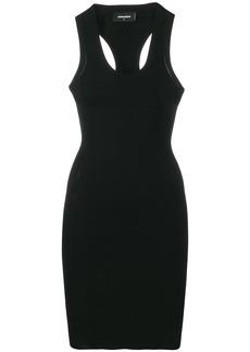 Dsquared2 scoop neck dress