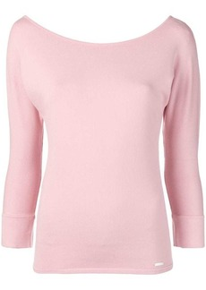 Dsquared2 scoop neck jumper