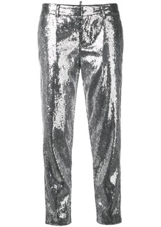 Dsquared2 sequin skinny trousers