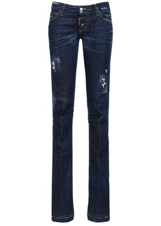 Dsquared2 Sharpei Straight Perfecto Denim Jeans