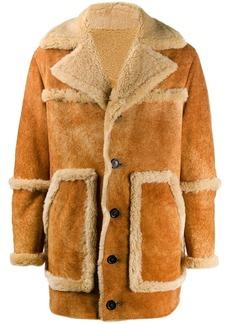 Dsquared2 shearling coat