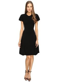 Dsquared2 Short Sleeve A Line Dress
