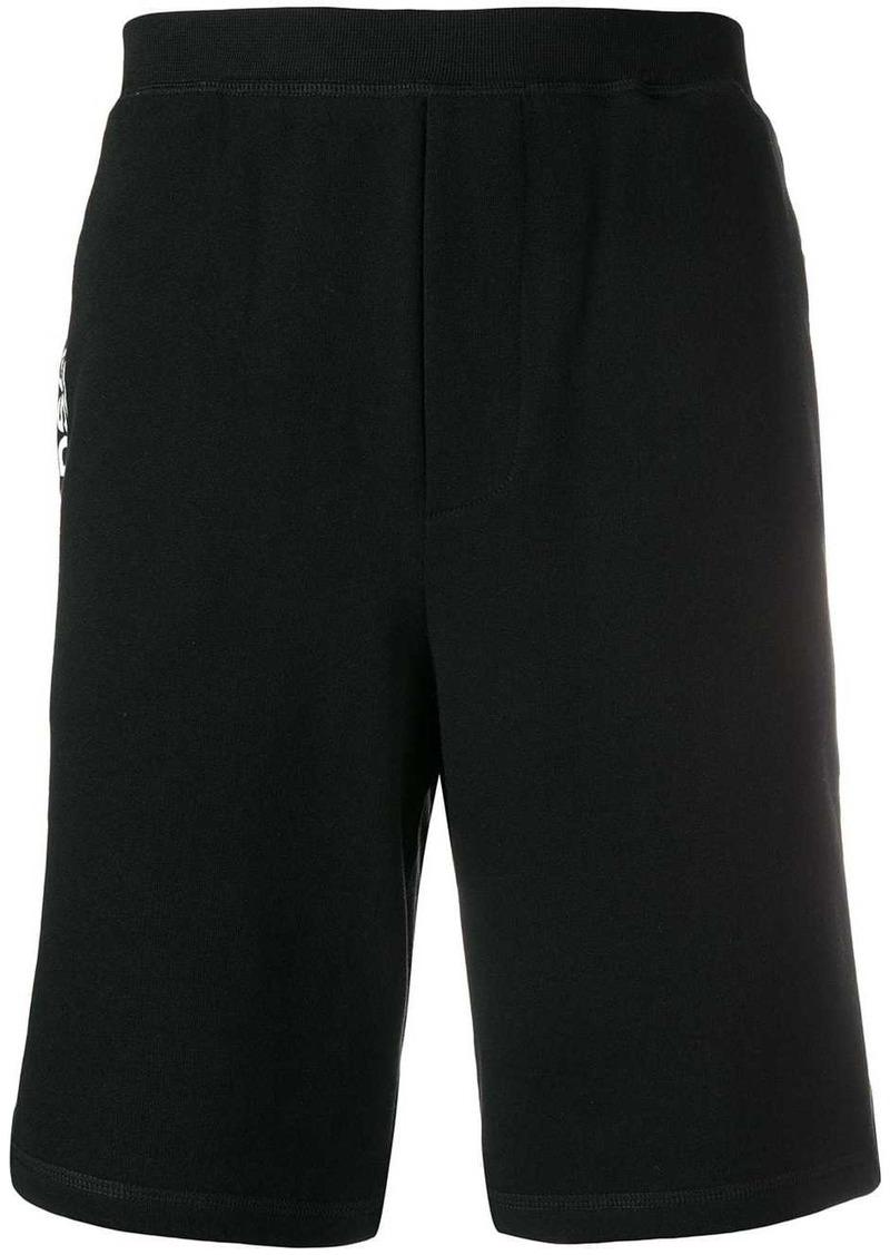 Dsquared2 side logo shorts