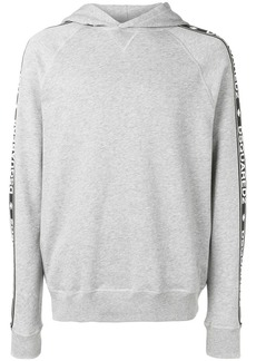 Dsquared2 side panelled hoodie