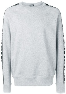Dsquared2 side panelled sweatshirt