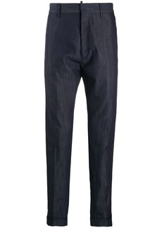 Dsquared2 side striped trousers