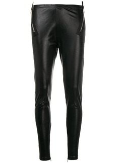 Dsquared2 side zip leggings