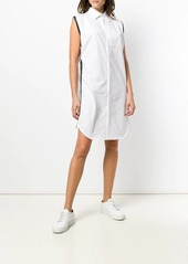 Dsquared2 side zips shirt dress
