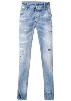 Dsquared2 'Skater' destroyed jeans