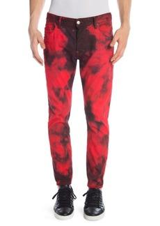 Dsquared2 Skater Maracuto Wash Skinny Jeans