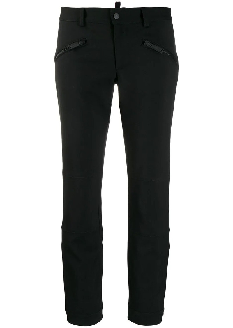 Dsquared2 skinny cropped trousers