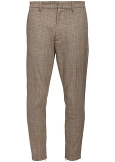 Dsquared2 Skinny Dan Cotton Houndstooth Pants
