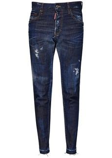 Dsquared2 Skinny Dan Perfecto Wash Denim Jeans