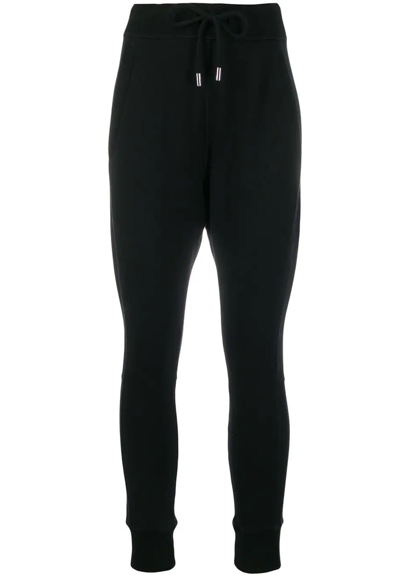 Dsquared2 skinny fit track pants