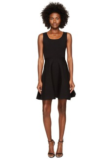Dsquared2 Sleeveless Fit and Flare Dress