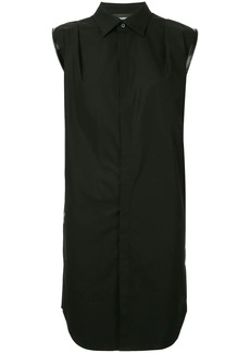 Dsquared2 sleeveless shirt dress