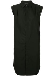 Dsquared2 sleeveless shirt dress