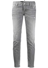 Dsquared2 slim-fit low rise trousers